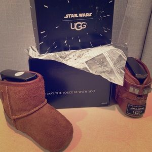 Star Wars Ugg slippers